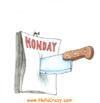 Cómo dividir el lunes