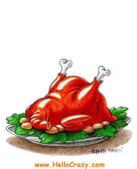 : Enjoy the Thanksgiving dinner