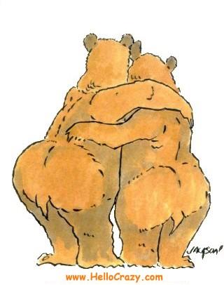 Un grande abbraccio