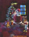Nasty Santa...