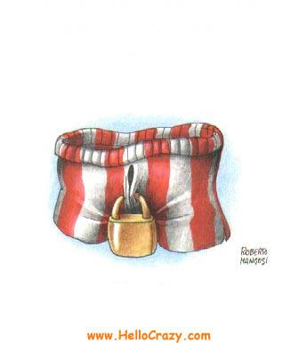 : Chastity boxers