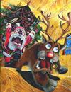 Santa is hungry...