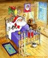 Siesta de Santa Claus