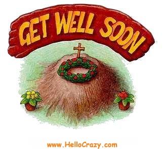 : Get Well soon