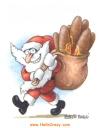 Babbo Natale per fumatori