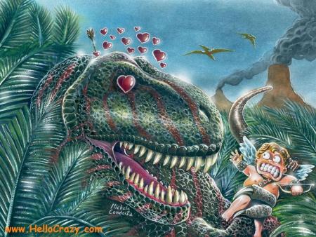 : Jurassic Cupid