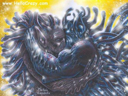 Amor extraterrestre