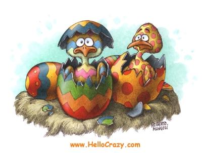 : Easter Chicks