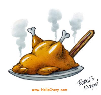 Bird Flu: Safe Turkey?