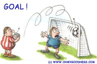 : Goal!