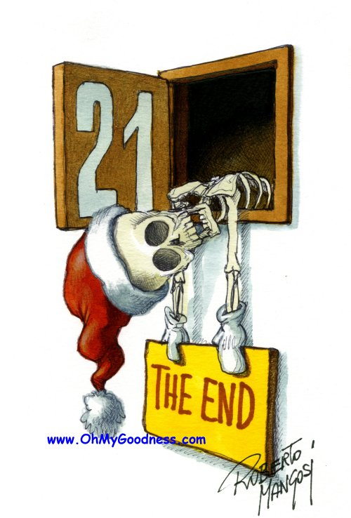 : Doomsday in the Advent Calendar