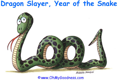 : Happy Year of the Snake