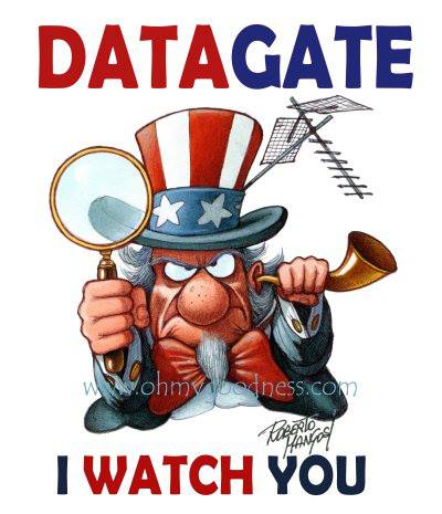 : DataGate - I watch you!