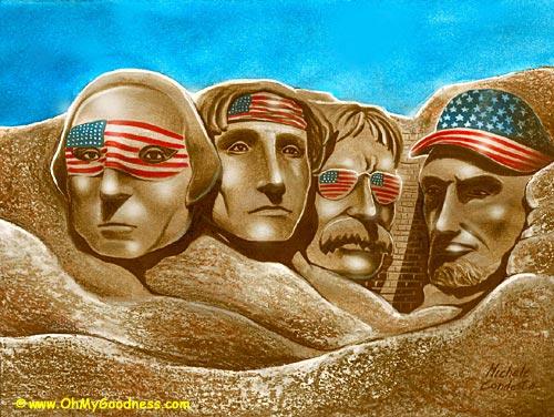 : Fashion patriotica