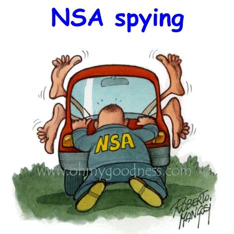 : NSA spying