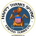 Happy Thanks Spying