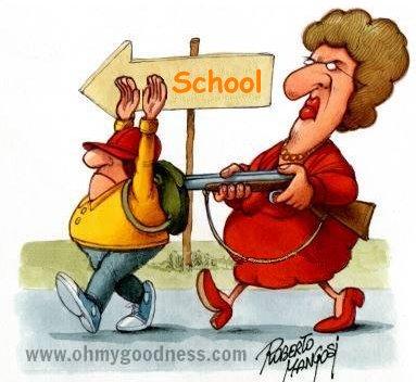: Vai a scuola