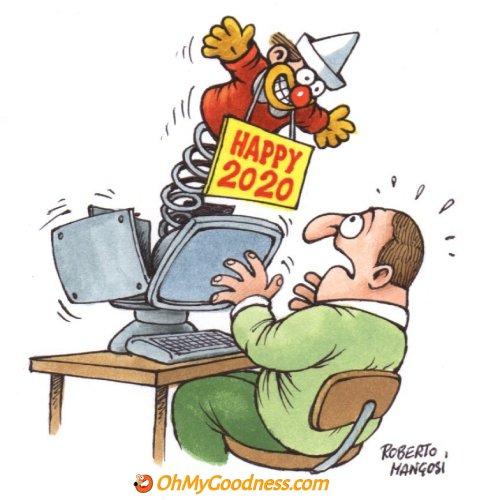 : Happy 2020