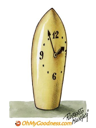 : Suppository Clock