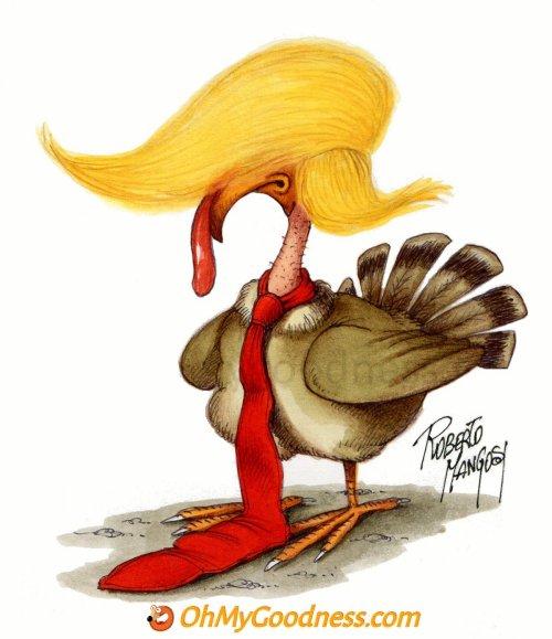 : Turkey for President