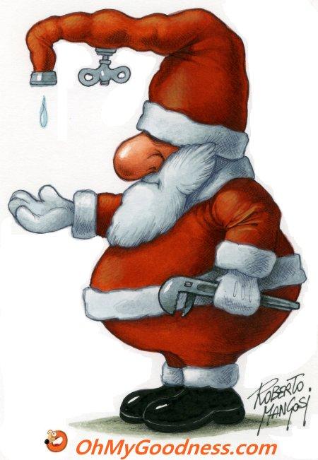 : Santa, leaked pic...