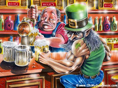 : Happy Paddy's Day