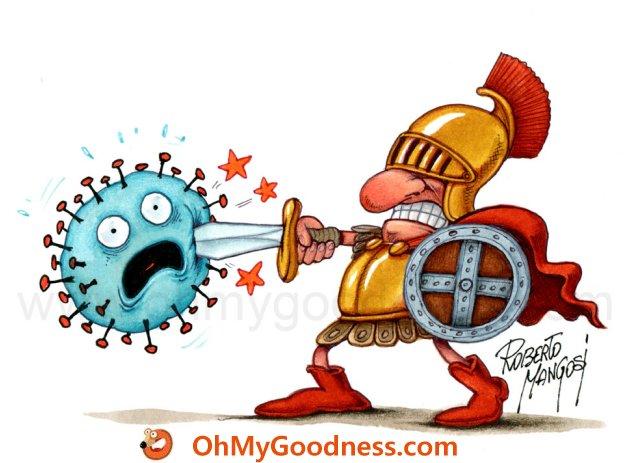 : Let's kill the coronavirus