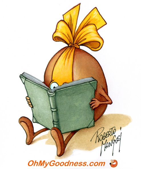 : Happy Easter. Stay Home and Read a Book
