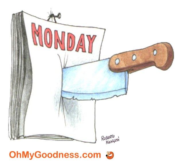 : Come dividere il lunedì