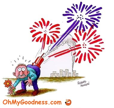 : RED, WHITE and BOOM