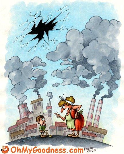 : Agujero de la capa de ozono