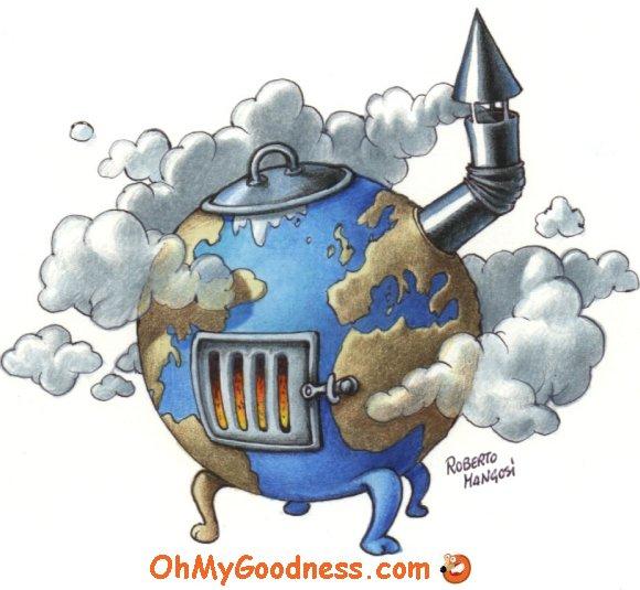 : Global Warming...