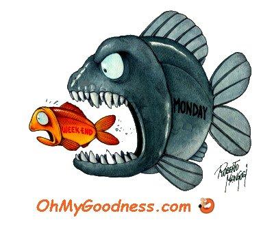 : Monday Fish