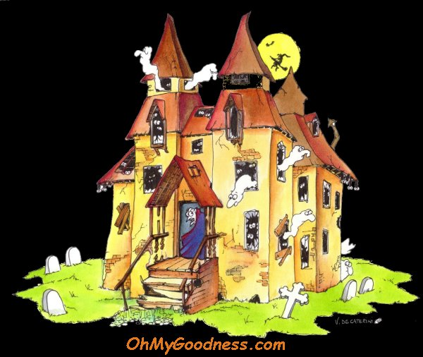: Haunted Castle