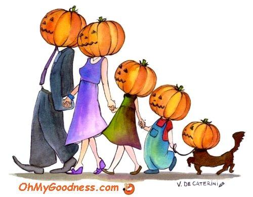 : Pumpkin Family