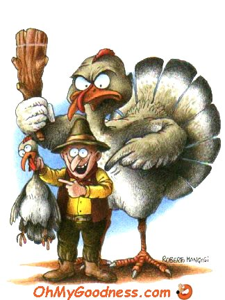 : Vegan Thanksgiving would be healtier...