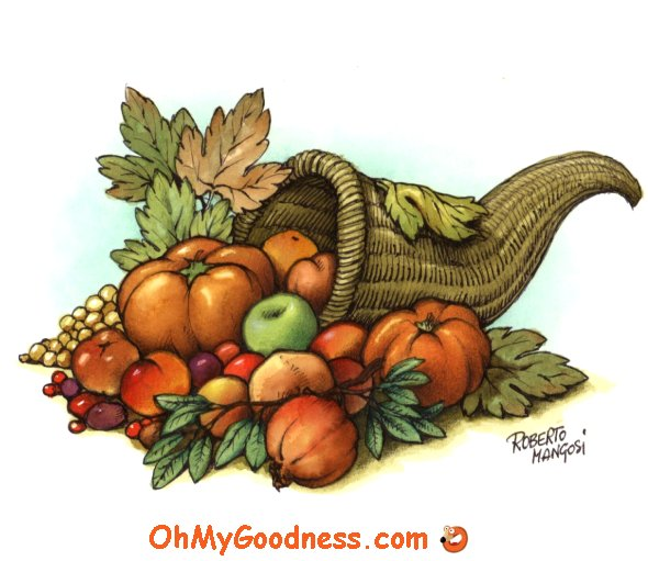 : Have a blessed Thanksgiving