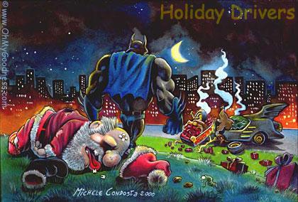 : Holidays drivers