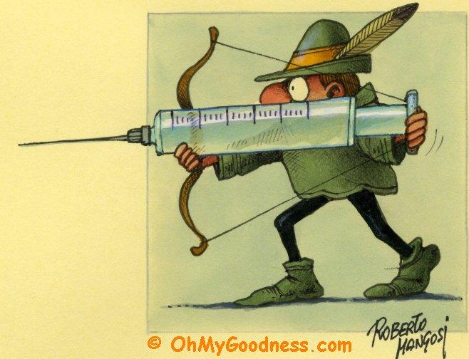 : Robin Hood Vaccine