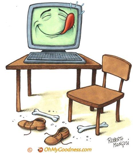 : Computer Dangers...