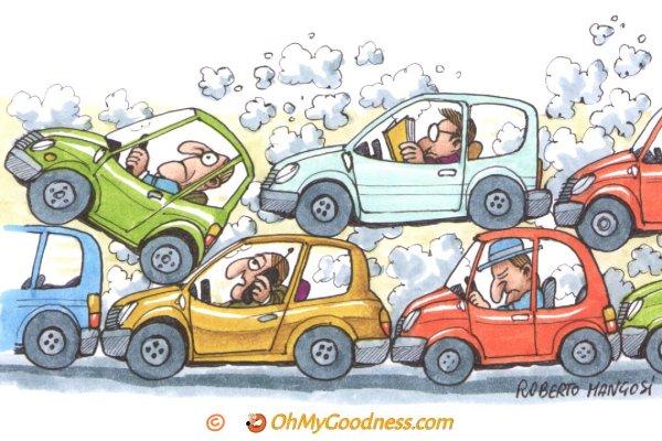 : Traffic Jam...