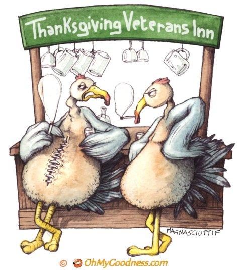 : Thanksgiving Veterans