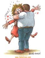 Un fortissimo abbraccio