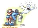 fantasma..igienico