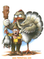 Have a great Turkey day!