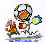 Euro 2012 Soccer Fun