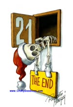 Doomsday in the Advent Calendar