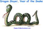 Felice anno del Serpente