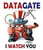 DataGate - I watch you!