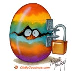 Happy Easter Lockdown